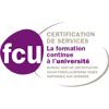 FCU Certification de services - formation continue à l'université